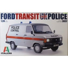 Ford Transit (UK Police)