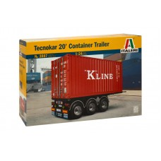 20' CONTAINER TRAILER