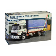 IVECO TURBOSTAR 190.42 CANVAS TRUCK