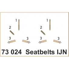 Eduard Seatbelts IJN WWII 1/72 Super Fabric