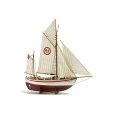 Colin Archer RC - -Wooden hull 1:15