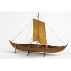 Roar Edge Viking Long Boat 1:25