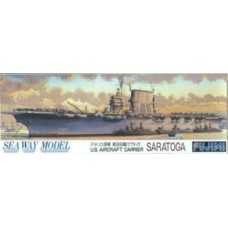 U.S. Aircraft Carrier Saratoga