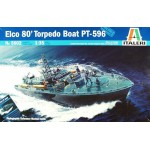 ELCO '80 TORPEDOBOAT PT-596 PRMEDITION