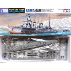 Japanese Light Cruiser Tama