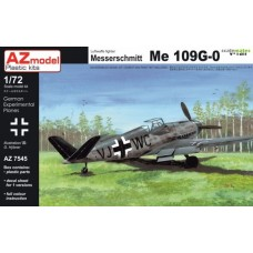"Messerschmitt Me 109G-0 ""V-Tail"""