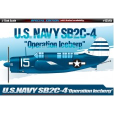 "U.S. Navy SB2C-4 ""Operation Iceberg"""