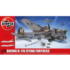 Boeing B-17G Flying Fortress + 2 Extra Sceme