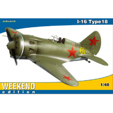 I-16 Type 18 Weekend edition