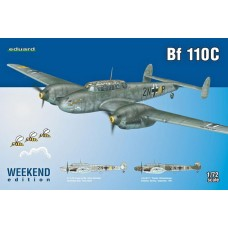 Bf 110C Weekend Edition