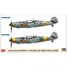 "Messerschmitt Bf109G-6 ""Finnish Air Force Aces Combo"""