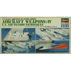 Aircraft Weapons : IV. U.S. Air to Ground Missiles