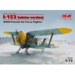 I-153 (Winter version) WWII Finnish Air Force Fighter