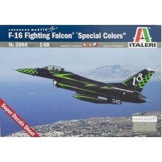 """F-16 FIGHTING FALCON """"SPECIAL COLORS"""""""