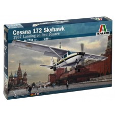 CA. 172 SKYHAWK II (1987-Landing on Red Square)