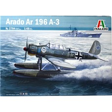 "Arado Ar 196 A ""German Battleships"""