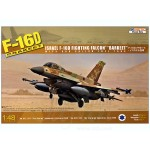 "Israel F-16D Fighting Falcon ""Barkeet"" + Etc. & Mask"