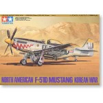 North American P-51D Mustang  Korean War