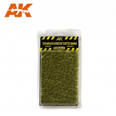 Summer Green Tufts 6mm