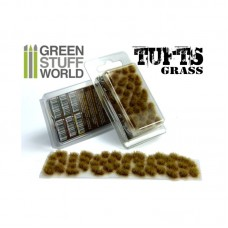 GSW Grass Tufts 6mm Dry Brown