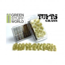GSW Grass Tufts 6mm Winter