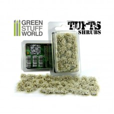 GSW Tufts White Green Schrubs 6mm
