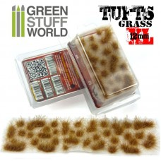 GSW Grass Tufts 12mm XL Dry Brown
