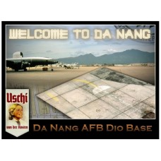 Scenic Display Da Nang Airforce Base 1/72