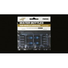 Water Bottles 1/35 for Vehicle/diorama