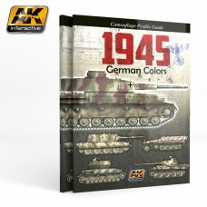 1945 German Colors Camouflage Profile Guide