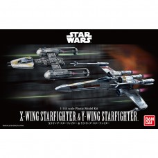 X-Wing Starfighter & Y-Wing Starfighter 1:144