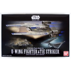 U-Wing Fighter & Tie Striker
