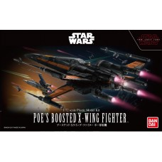 Poe´s Boosted X-Wing Fighter
