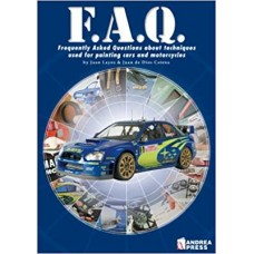 F.A.Q for painting cars and motorcycles.