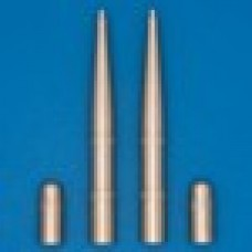 20mm Hispano cannons for Spitfire (wing E & C) (1/32)