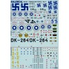 Galdecal Finnish Airforce part 1. 1/48