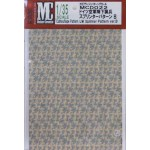 MC decals Camouflage Pattern LW Splinter Pattern ver.B