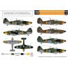 Hawker Hurricane Mk I in Finnish Service 1/48 decals