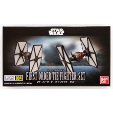 First Order Tie Fighter Set