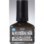 Mr. Weathering Color Ground Brown