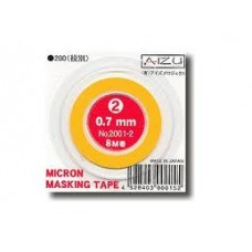 Micron Maskin tape 2 (0,7mm)