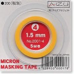 Micron Maskin tape 4 (1,5mm)