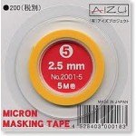 Micron Maskin tape 5 (2,5mm)