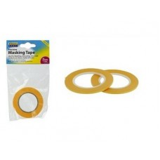 Model Craft Masking Tape 2mm Twin Pack 18m