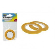 Model Craft Masking Tape 3mm Twin Pack 18m
