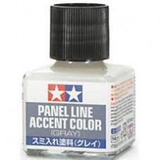 Tamiya Panel Line Accent Color (Gray)