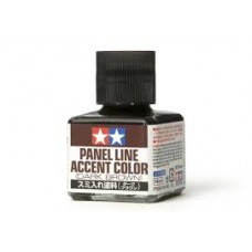 Tamiya Panel Line Accent Color (Dark Brown)