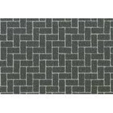 Tamiya Diorama material sheet (Gray-Colored brickwork A)