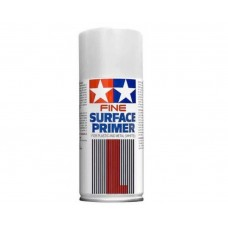 Tamiya Color Surface Primer (L) White. 180ml