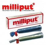 Milliput. Standard Yellow-Grey